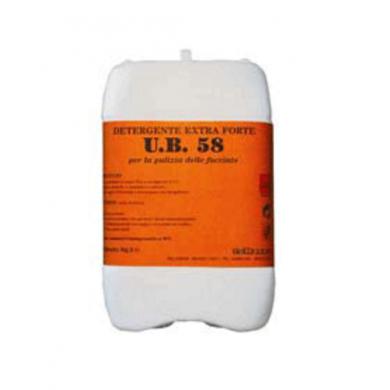 Detergente acido per facciate UB 58 5л