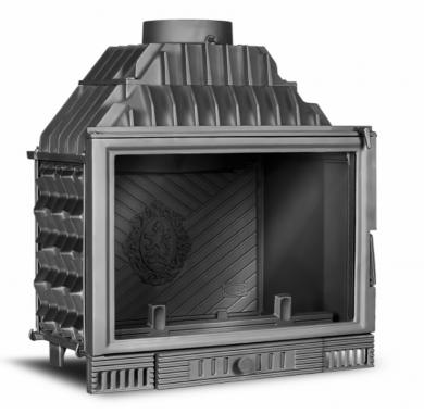 Kawmet W1 / 18 kW суха горивна камера на дърва захранваща 180 м² / 450 м³